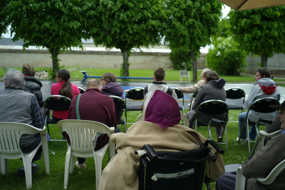 Collège Léon DELAGRANGE  Maison de retraite Neuville aux Bois ~ Aquanova Neuville Aux Bois